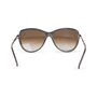 Authentic Second Hand Fendi Oversized Gradient Sunglasses (PSS-A70-00016) - Thumbnail 4
