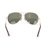 Authentic Second Hand Tom Ford Charles Aviator Sunglasses (PSS-A70-00017) - Thumbnail 4