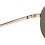 Authentic Second Hand Tom Ford Charles Aviator Sunglasses (PSS-A70-00017) - Thumbnail 5
