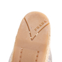 Authentic Second Hand Prada Embossed Snakeskin Espadrille Wedges (PSS-393-00109) - Thumbnail 6