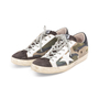 Authentic Second Hand Golden Goose Deluxe Brand Superstar Camou Sneakers (PSS-393-00114) - Thumbnail 3