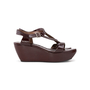 Authentic Second Hand Marni T-Strap Wedge Sandals (PSS-393-00110) - Thumbnail 1