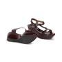 Authentic Second Hand Marni T-Strap Wedge Sandals (PSS-393-00110) - Thumbnail 5