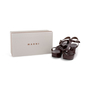 Authentic Second Hand Marni T-Strap Wedge Sandals (PSS-393-00110) - Thumbnail 7