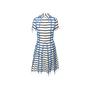 Authentic Second Hand Jourden Striped Shirt Dress (PSS-A66-00016) - Thumbnail 0
