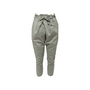 Authentic Second Hand Vivienne Westwood Anglomania Paper Bag Cropped Trousers (PSS-A66-00036) - Thumbnail 0