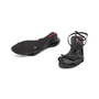 Authentic Second Hand Prada Knot Wedge Sandals (PSS-393-00113) - Thumbnail 4