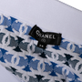 Authentic Second Hand Chanel 19P Logo Skirt (PSS-990-00566) - Thumbnail 2