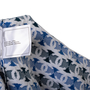 Authentic Second Hand Chanel 19P Logo Skirt (PSS-990-00566) - Thumbnail 3