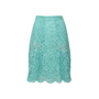 Authentic Second Hand Chanel Lace Skirt (PSS-990-00570) - Thumbnail 0