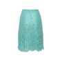 Authentic Second Hand Chanel Lace Skirt (PSS-990-00570) - Thumbnail 1