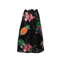 Authentic Second Hand Valentino Tropical Appliqué Lace Skirt (PSS-990-00593) - Thumbnail 0