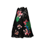 Authentic Second Hand Valentino Tropical Appliqué Lace Skirt (PSS-990-00593) - Thumbnail 1
