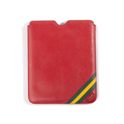 Authentic Second Hand Prada Ipad Case (PSS-A22-00002)