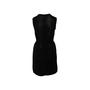 Authentic Second Hand Chanel Structured Knit Dress (PSS-990-00569) - Thumbnail 1