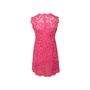 Authentic Second Hand Valentino Lace Shift Dress  (PSS-990-00572) - Thumbnail 1