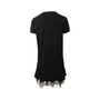 Authentic Second Hand Valentino Lace Trim Shift Dress (PSS-990-00579) - Thumbnail 1