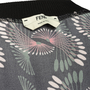 Authentic Second Hand Fendi Logo Rib Silk Top (PSS-990-00597) - Thumbnail 2