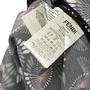 Authentic Second Hand Fendi Logo Rib Silk Top (PSS-990-00597) - Thumbnail 3