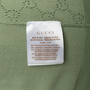 Authentic Second Hand Gucci Monogram Knit Cardigan (PSS-990-00614) - Thumbnail 4