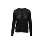 Authentic Second Hand Gucci Monogram Knit Cardigan (PSS-990-00615) - Thumbnail 0