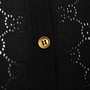 Authentic Second Hand Gucci Monogram Knit Cardigan (PSS-990-00615) - Thumbnail 3