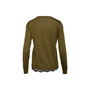 Authentic Second Hand Gucci Lace Trim Sweater (PSS-990-00616) - Thumbnail 1