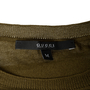 Authentic Second Hand Gucci Lace Trim Sweater (PSS-990-00616) - Thumbnail 3