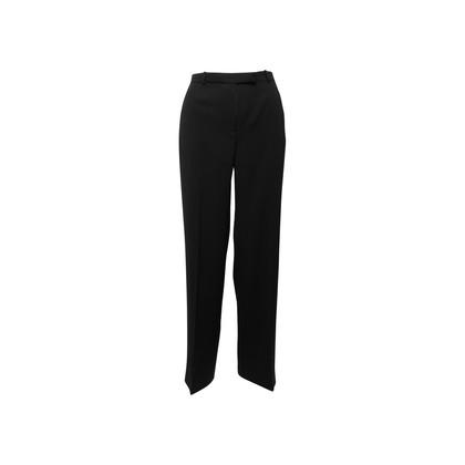 Authentic Second Hand Armani Collezioni Wide Leg Trousers (PSS-A75-00021)