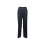 Authentic Second Hand Armani Collezioni Navy Wide Leg Trousers (PSS-A75-00022) - Thumbnail 0