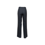 Authentic Second Hand Armani Collezioni Navy Wide Leg Trousers (PSS-A75-00022) - Thumbnail 1