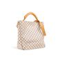 Authentic Second Hand Louis Vuitton Soffi Damier Azur Satchel (PSS-299-00037) - Thumbnail 1
