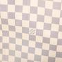 Authentic Second Hand Louis Vuitton Soffi Damier Azur Satchel (PSS-299-00037) - Thumbnail 7
