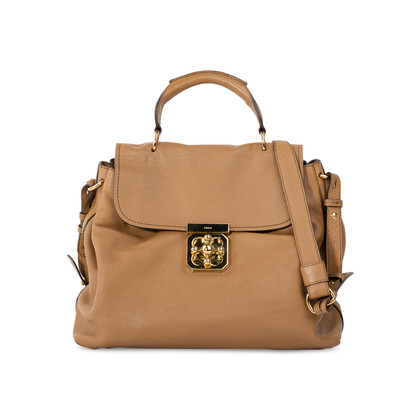 Authentic Second Hand Chloé Elsie Satchel (PSS-930-00004)