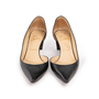 Authentic Second Hand Christian Louboutin Karera D'Orsay Pumps (PSS-328-00030) - Thumbnail 0