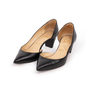 Authentic Second Hand Christian Louboutin Karera D'Orsay Pumps (PSS-328-00030) - Thumbnail 3