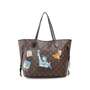 Authentic Second Hand Louis Vuitton World Tour Neverfull MM Bag (PSS-A72-00003) - Thumbnail 2