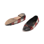 Authentic Second Hand Chanel Tweed Patchwork Ballerina Flats (PSS-A82-00002) - Thumbnail 4