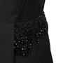 Authentic Second Hand Dries Van Noten Lace Sleeve Embellished Dress (PSS-897-00062) - Thumbnail 2