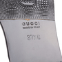 Authentic Second Hand Gucci Logo Thong Sandals  (PSS-A76-00001) - Thumbnail 6