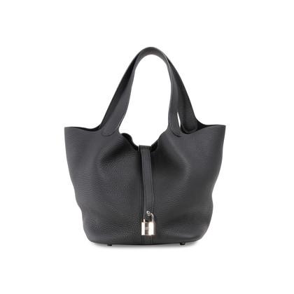 Authentic Second Hand Hermès Picotin Lock MM Bag (PSS-059-00112)