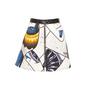 Authentic Second Hand Louis Vuitton Spaceship Print Skirt (PSS-990-00624) - Thumbnail 0
