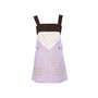 Authentic Second Hand Louis Vuitton Broderie Angalise Shift Dress (PSS-990-00626) - Thumbnail 0