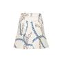 Authentic Second Hand Louis Vuitton Chainlink Print Skirt (PSS-990-00639) - Thumbnail 1