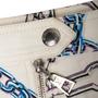 Authentic Second Hand Louis Vuitton Chainlink Print Skirt (PSS-990-00639) - Thumbnail 4