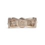 Authentic Second Hand Chanel Pearl Ribbon Brooch (PSS-200-02014) - Thumbnail 2