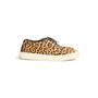 Authentic Second Hand Yves Saint Laurent Leopard Print Calf Hair Sneakers (PSS-617-00054) - Thumbnail 1