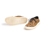 Authentic Second Hand Yves Saint Laurent Leopard Print Calf Hair Sneakers (PSS-617-00054) - Thumbnail 4