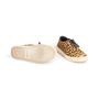 Authentic Second Hand Yves Saint Laurent Leopard Print Calf Hair Sneakers (PSS-617-00054) - Thumbnail 5