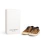 Authentic Second Hand Yves Saint Laurent Leopard Print Calf Hair Sneakers (PSS-617-00054) - Thumbnail 7